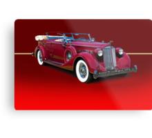 1937 Packard Dual Cowl Phaeton w/o ID Metal Print
