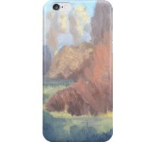 Illuminated Trees iPhone Case/Skin