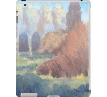 Illuminated Trees iPad Case/Skin