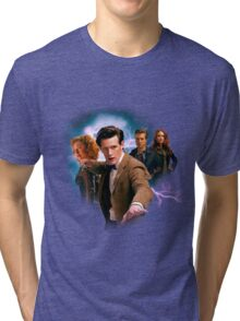 Doctor And Ponds Tri-blend T-Shirt