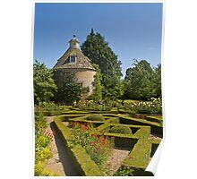 Rousham Gardens, Oxfordshire Poster