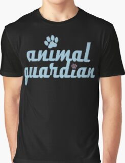 animal guardian - animal cruelty, vegan, activist, abuse Graphic T-Shirt