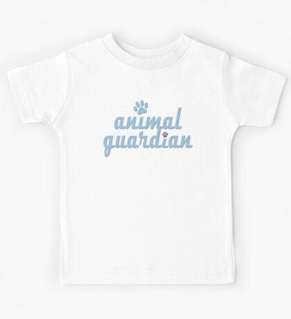 animal guardian - animal cruelty, vegan, activist, abuse Kids Tee