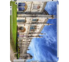 Monastery dos Jeronimos Lisbon iPad Case/Skin