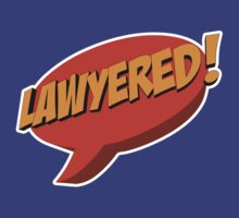 How I Met Your Mother - Lawyered by metacortex