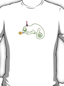 Chameleon partay animal T-Shirt