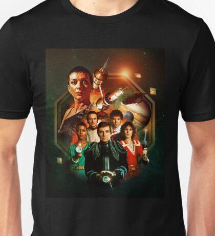 Blake's 7 Series 3 Montage Unisex T-Shirt