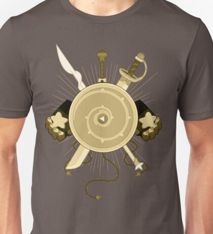 Gems Weapons 2 Unisex T-Shirt