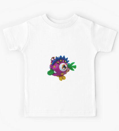Plasticine monster Kids Tee