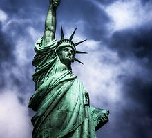 Classic Lady Liberty by Thomas Gehrke