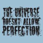 Imperfect by Irina Chuckowree
