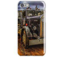 Truck Kenworth 1946 iPhone Case/Skin