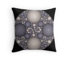 Kleinian Marble III Throw Pillow