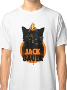 The Indestructible Jack Bauer Classic T-Shirt