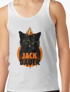 The Indestructible Jack Bauer Tank Top