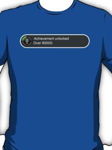 XBox Achievements - Over 9000 T-Shirt