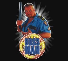 WWF/WWE BIG BOSS MAN by fanboydesigns