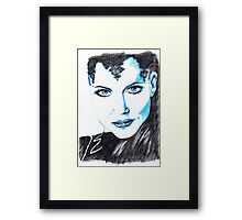 Evil Queen [OUAT] Framed Print