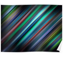 Colorful Streaks 2 Poster