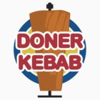 Doner Kebab by Tom Fulep