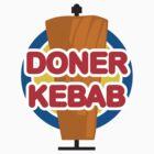 Doner Kebab by Tom Fulep