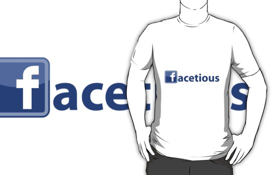 Facetious by Tom Fulep