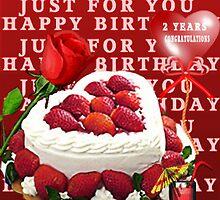 ✾◕‿◕✾ HAPPY BIRTHDAY JUST FOR U  GROUP (DEDICATIONS) ✾◕‿◕✾ by ✿✿ Bonita ✿✿ ђєℓℓσ