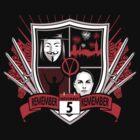 Vendetta Crest by Lynn Lamour