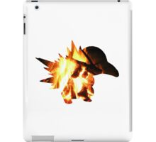 Cyndaquil used Ember iPad Case/Skin