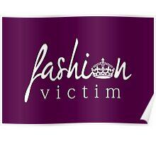 Fashion Victim 1 Poster