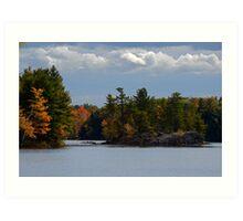 Frontenac Provincial Park, Northern Ontario, Canada Art Print