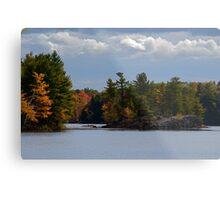 Frontenac Provincial Park, Northern Ontario, Canada Metal Print