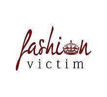 Fashion Victim 5 Photographic Print