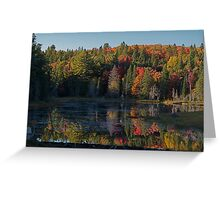 Algonquin Park, Northern Ontario Greeting Card