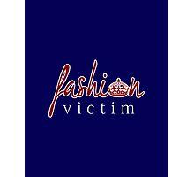 Fashion Victim 7 Photographic Print