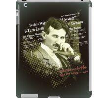 Tesla Wardenclyffe iPad Case/Skin