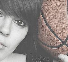Basketball by Melissa Pinard