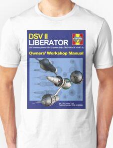 Blake's 7 Liberator  T-Shirt