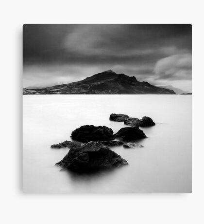 Across The Loch Canvas Print
