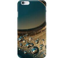 Ice Blue iPhone Case/Skin