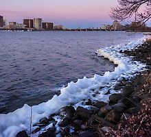 Charles Riverside of Ice by Owed to Nature