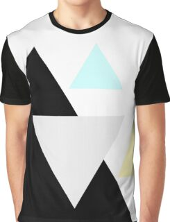 Triangle Huts Graphic T-Shirt