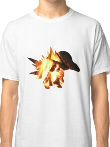 Cyndaquil used Ember Classic T-Shirt