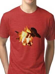 Cyndaquil used Ember Tri-blend T-Shirt