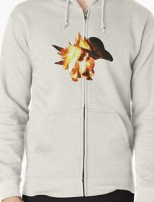 Cyndaquil used Ember Zipped Hoodie