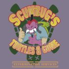 Scumbug&#x27;s Turtles B gone Extermination Services  by barry neeson