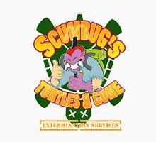 Scumbug's Turtles B gone Extermination Services  Unisex T-Shirt