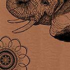 Bohemian Elephant by LivinAloha