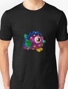 Plasticine monster Unisex T-Shirt