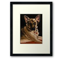 Tripper RIP Framed Print